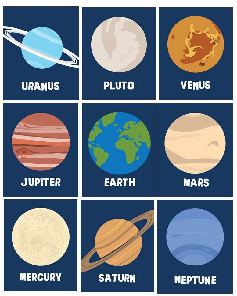 images of ten of all planets colors spacehero