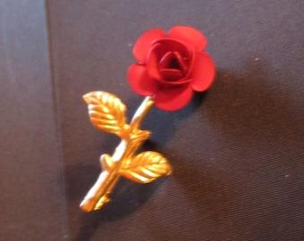SAle Vintage Rose Pin