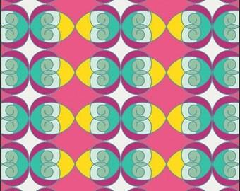 CLEARANCE - FABRIC - Sugar - Fruity Scoops - Art Gallery Fabrics - 1 yard