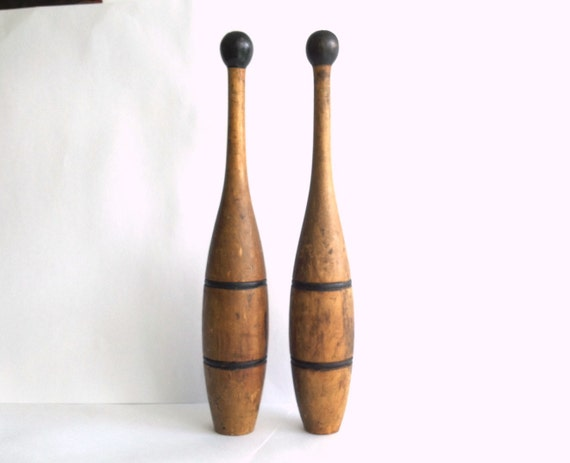 Juggling Clubs Set