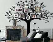 Wall Decal Family Tree : Wall Decor with Family Tree
