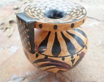Reproduction of Authentic 600 13 C Korinthean Ceramic Jug