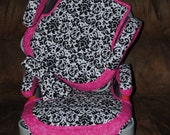 Best gift ever! Listing for 2 Graco booster covers**look at the extras!**FREE SHIPPING