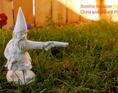 DIY Zombie Gnomes: Wyrick with Optional Paint Kit
