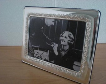 Handmade Sterling Silver Photo Picture Frame 1015 13x18 GB new