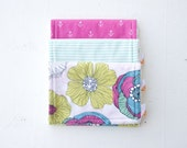 burp cloth / burp rag set of 3 for the modern baby