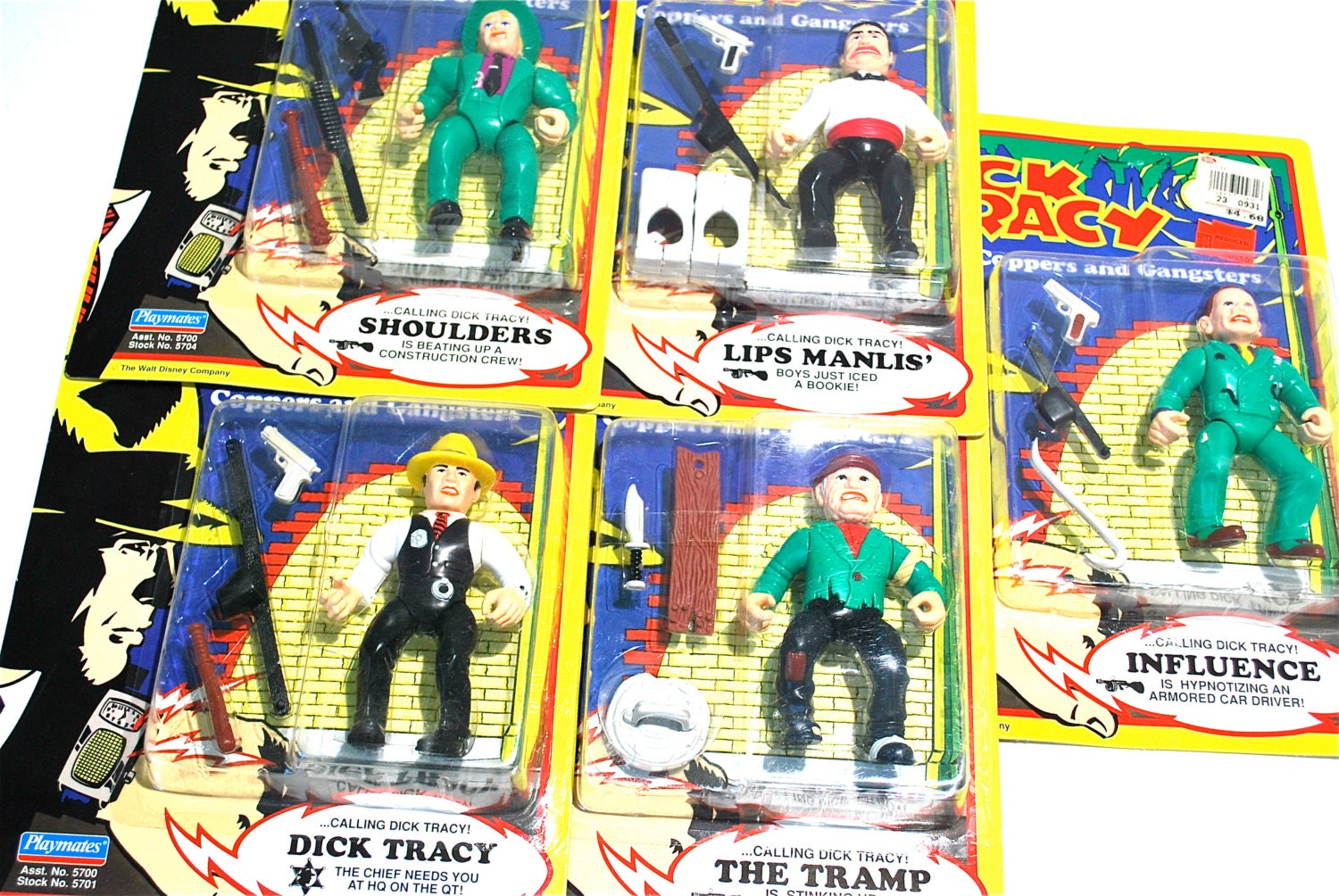 Dick Tracy Figure 100