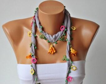 oya scarf,turkish oya scarf,ethnic scarf/scarf/necklace scarf/  scarf  ,Woman scarf,spring ,ethnic