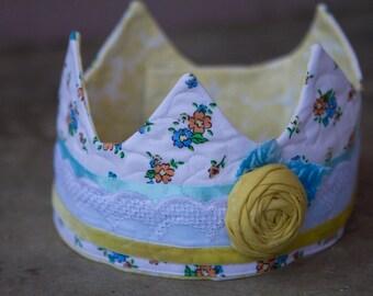 Fabric Crown - Princess Mya