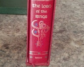 The Lord of the Rings by J.R.R Tolkien collector's Edition