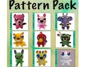 Bango Ru Pattern Pack