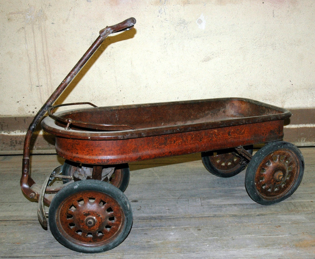 Vintage Red Wagon Radio Tot together with Best Wagons With Canopy Tops For Baby besides Radioflyerpathfinderwagon additionally Reserved For Chris Antique Childs Wagon likewise Radio Flyer 3 In 1 Ez Fold Wagon. on toy radio flyer wagons