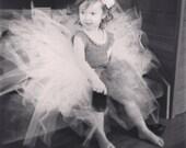 Crochet Tutu Dress Pattern: The Coralie Dress, Flower Girl Tutu, Wedding Dress, Party Tutu, Princess Dress, 18-36mo