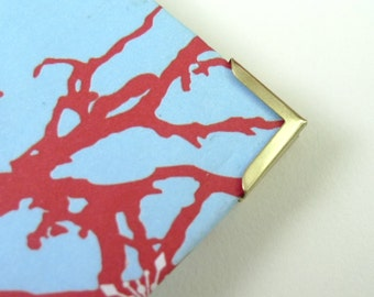 20 Brass Metal Book Corners - Bookbinding - Scrapbooking - Photo Corners - Diary - Journal