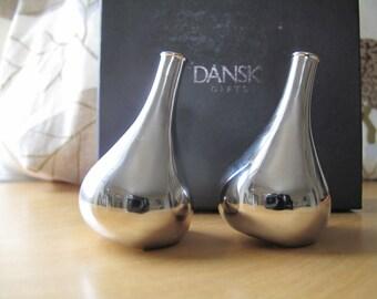 dansk onion candleholders