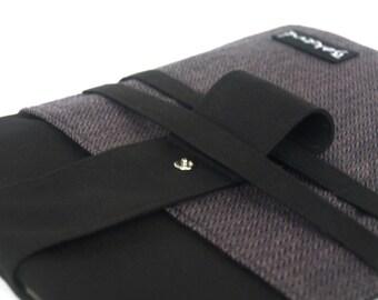 Nexus 10 Case, Kindle Fire HD Cover, Padded Galaxy Pro Tablet Sleeve, Mens iPad Case, iPad Cover, iPad 2 3 4 Case, iPad Mini with pocket Cas