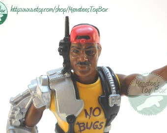 90s Aliens Action Figure Sgt Apone