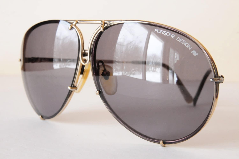 5df87d65cb84 Buy Porsche 8433a Classic Aviator Style Sunglasses