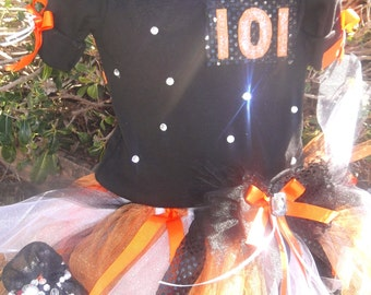 Adorable Inmate Diva Tutu Set