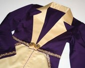 Willy Wonka Circus Ringmaster Tailcoat Jacket
