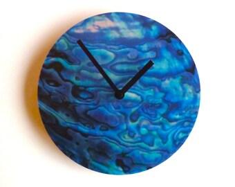 Objectify Paua Wall Clock