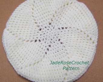 Free Pattern: Double Crochet Beret | Bobbles and Baubles