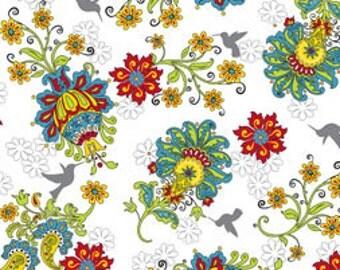 Gypsy Garden Floral by Quilting Treasures