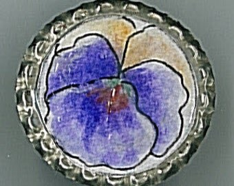 Pansy Ring