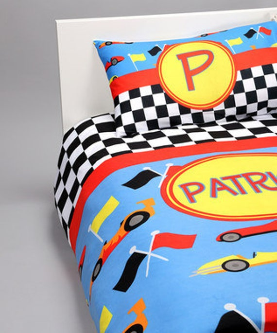Custom Personaized Twin Duvet with Pillowcase (Other Sizes/Designs Available)