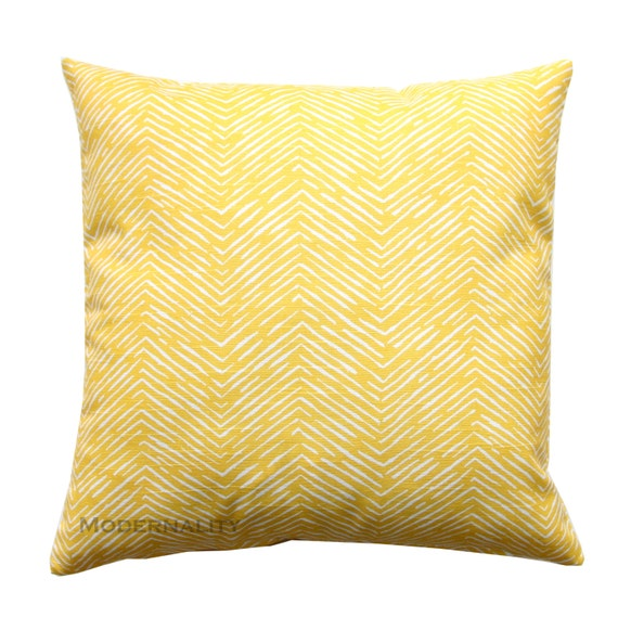 Throw Pillows In Clearance : CLEARANCE Throw Pillows Corn Yellow by ModernalityHomeDecor