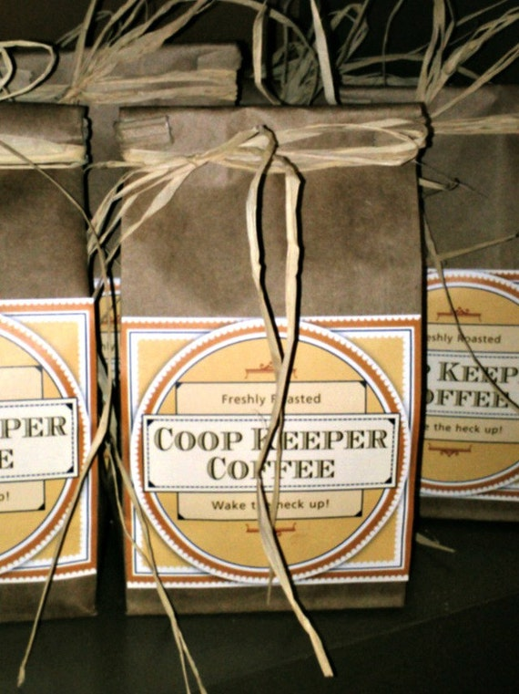 Freshly Roasted Coop Keeper Coffee