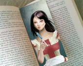 """Bookmark """"EVELYN  (Cameo Portrait)"""""""