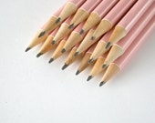 40 custom engraved pencils. your wedding, bridal or baby shower, save the date, favorite quote, personalized name pencils. - thecarboncrusader