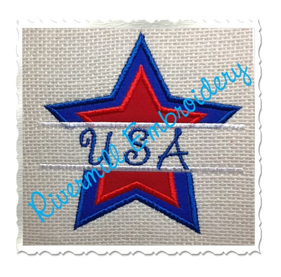 lemoyne star machine embroidery applique
