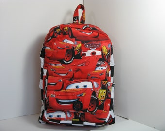 McQueen Preschool Backpack