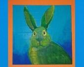 Postcard: Joey Bag-o-Carrots