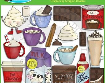 Hot Chocolate Clip Art Download