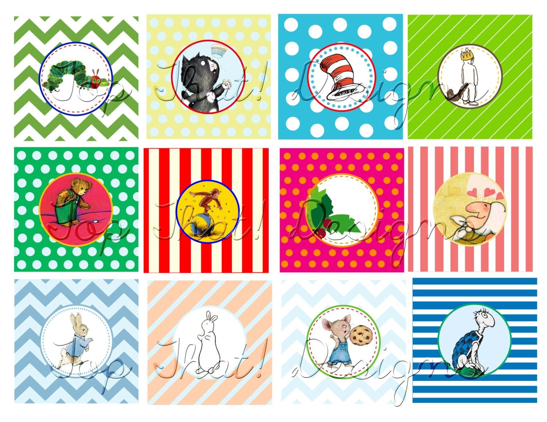 children 39 s book themed baby shower cupcake by jenleonardini