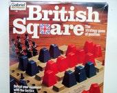 Vintage British Square Board Game 1978