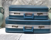 2 Piece Suitcase Set