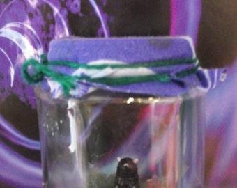 doctor who captured Dalek SEC in a jar.