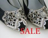 Sale SIZE 9 Vintage Vixen Heels Wedding Shoes