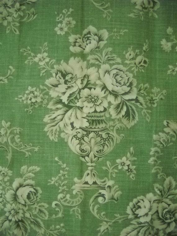 Laura Ashley Home Decor Fabric Sample Hydon36 By Jsuza On Etsy