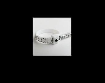 Reusable Plastic Ring Sizer