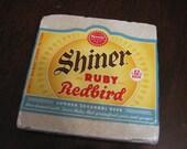 Shiner Ruby Redbird Natural Stone Coaster