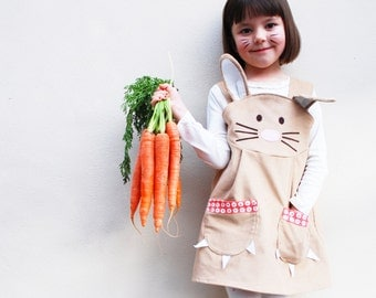 Easter outfit bunny rabbit girls costume dress