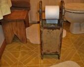 Honeyville  Toilet Paper holder
