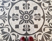 Where my feet take me: The Metropolitam Museum of Art floor