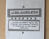 QUEER ASSIMILATION Zine