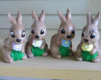 Small Ceramic Bunnies